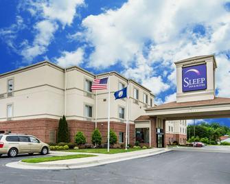 Sleep Inn & Suites Danville Hwy 58 - Danville - Building