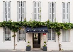 The Originals Boutique, Hôtel Roca-Fortis, Rochefort (Inter-Hotel) - Rochefort - Bâtiment