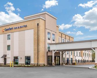 Comfort Inn and Suites Schenectady - Scotia - Schenectady - Building