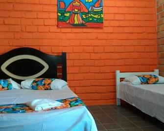 Hostel Estrela de Maraca - Ipojuca - Bedroom