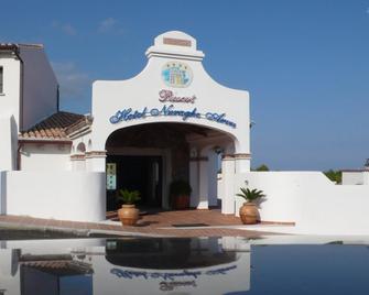 Hotel Nuraghe Arvu - Dorgali - Gebouw