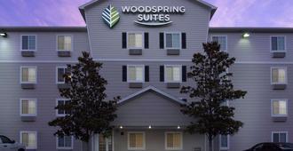 蓋恩斯維爾 I-75 伍德斯普林套房酒店 - 蓋斯維爾 - 蓋恩斯維爾(佛羅里達州) - 建築