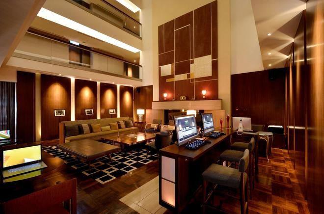 Les Suites Taipei Ching Cheng - Taipei - Business centre