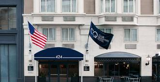 Club Quarters Hotel in San Francisco - San Francisco - Gebouw