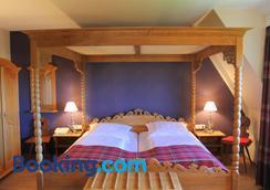 Burg-Hotel Relais Du Silence - Rothenburg ob der Tauber - Bedroom