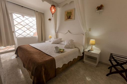 San Andres Noble House Hotel - San Andrés - Phòng ngủ