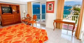 Krystal Beach Acapulco - Acapulco - Phòng ngủ
