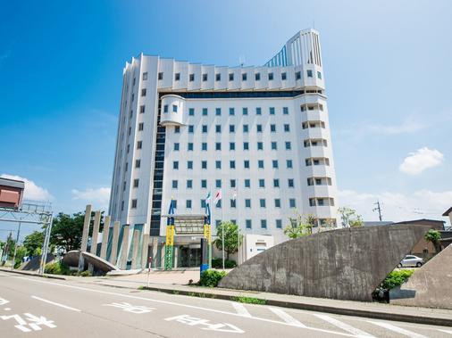 APA Hotel Kanazawa-Nishi - Kanazawa - Toà nhà