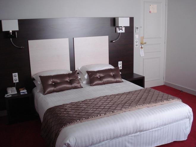 Best Western Hotel De France - Chinon - Makuuhuone