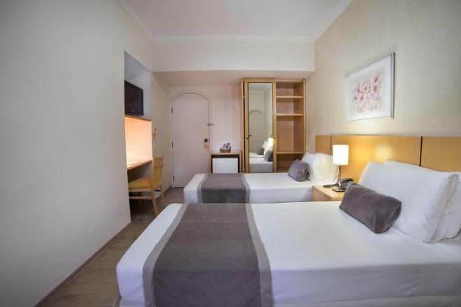 Cardum Hotel - Sorocaba - Makuuhuone