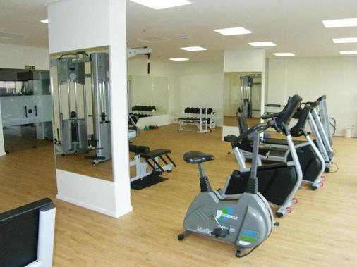 Hotel Cardum - Sorocaba - Gym
