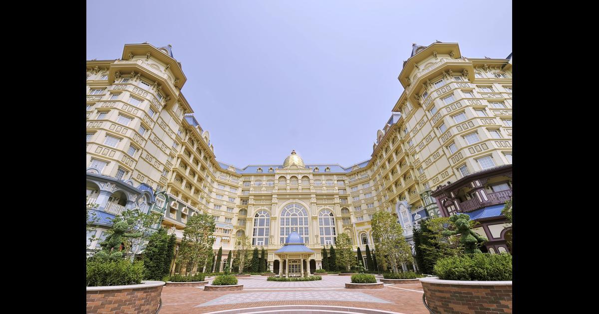 Tokyo Disneyland Hotel 325 8 5 4 Urayasu Hotel Deals