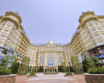 Tokyo Disneyland Hotel - Urayasu - Rakennus