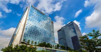 Four Seasons Hotel Shenzhen - Shenzhen - Byggnad
