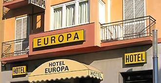 Hotel Europa - Girona - Edificio
