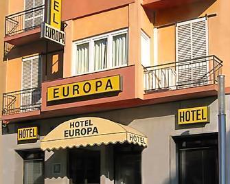 Hotel Europa - Girona - Edifício