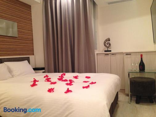 Hotel Mandarin - Tokyo - Bedroom