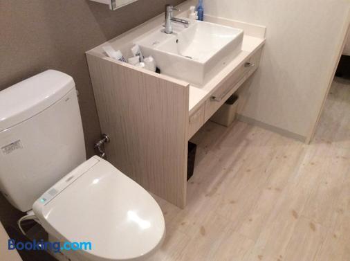 曼德林飯店 - 東京 - 浴室