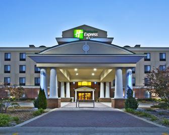 Holiday Inn Express & Suites Anderson - Anderson - Gebäude