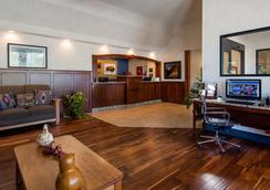 SureStay Plus Hotel by Best Western Buffalo - Buffalo - Lobby