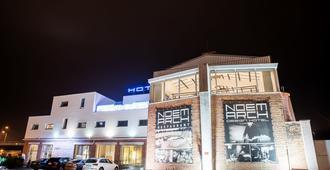Restaurant & Design Hotel Noem Arch - Brno - Rakennus