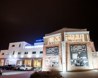 Restaurant & Design Hotel Noem Arch - Brno - Building