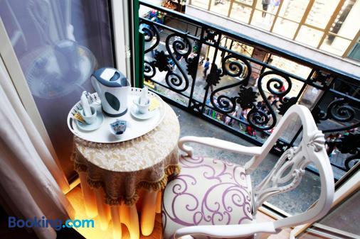 Lanfipe Palace - Naples - Balcony