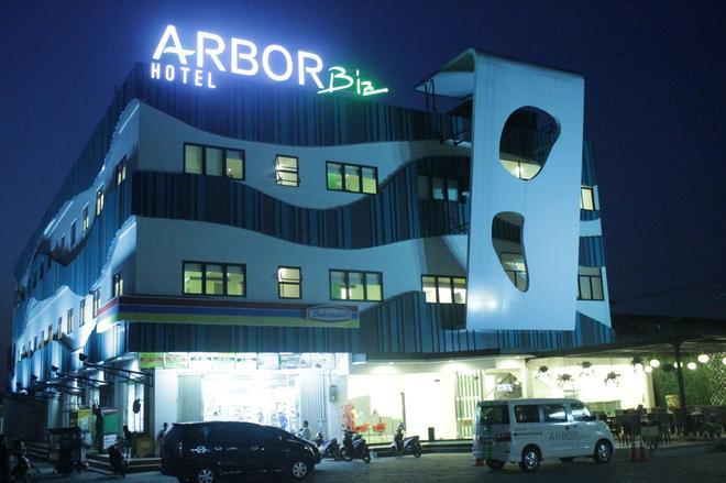 Arbor Biz Hotel - Makassar - Building