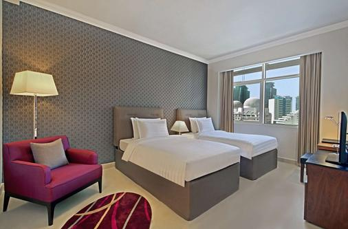 The Curve Hotel - Doha - Makuuhuone