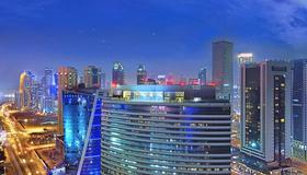 The Curve Hotel - Doha - Vista del exterior