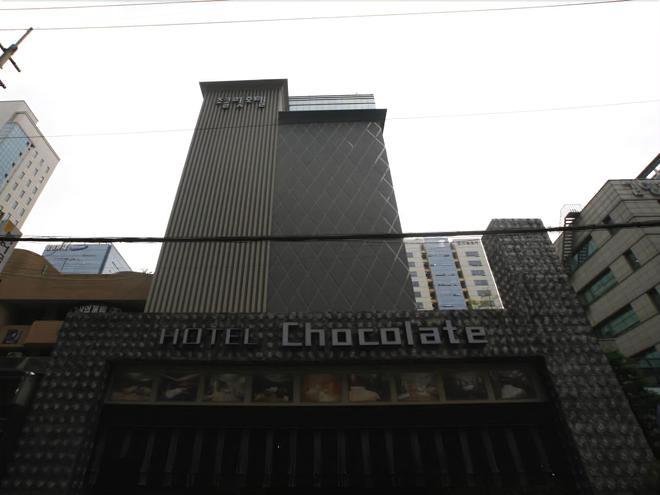 Gangnam Chocolate Hotel - Seoul - Building
