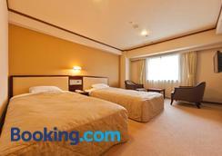 Morioka Grand Hotel Annex - Morioka - Phòng ngủ