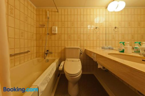 Morioka Grand Hotel Annex - Morioka - Phòng tắm