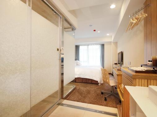 長富時尚旅店 - 台北 - 浴室