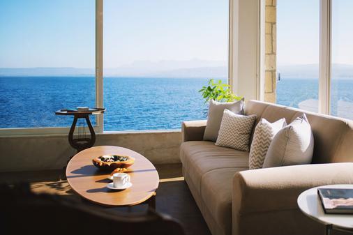 Karalis Beach - Pylos - Sala de estar