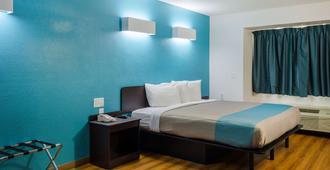 Motel 6 Mobile, AL - מובייל - חדר שינה