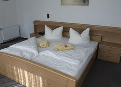 Hotel Nordseegruss - Norddeich (Niedersachsen) - Chambre