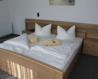 Hotel Nordseegruss - Norddeich (Niedersachsen) - Спальня
