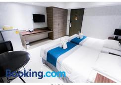 普廣場旅館 - 曼谷 - 曼谷 - 臥室