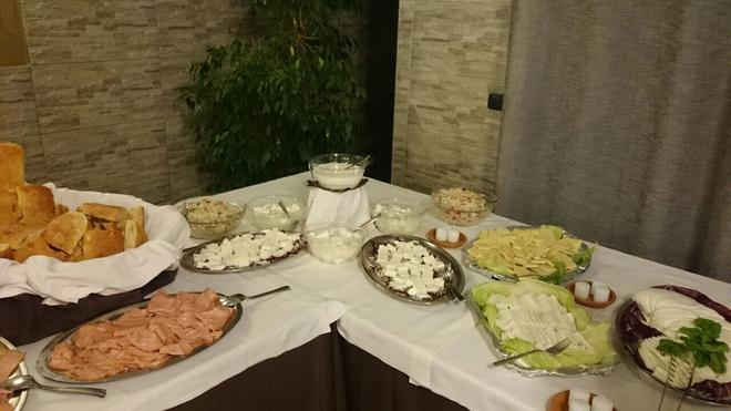 Albergo Villa Bianca - San Giovanni Rotondo - Buffet