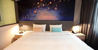 Energy Inn - טאיפיי - חדר שינה