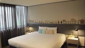 Energy Inn - Taipei - Bedroom
