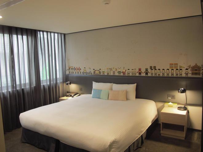 Energy Inn - Taipei - Makuuhuone
