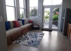 Aqua Vista Villa, Tortola, Bvi - Road Town - Sala de estar