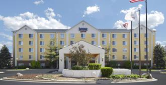 Fairfield Inn & Suites by Marriott Chicago Midway Airport - Bedford Park - Building