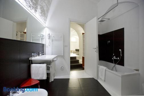 Basiliani Hotel - Matera - Μπάνιο