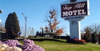 Top Hill Motel - Saratoga Springs - Outdoor view