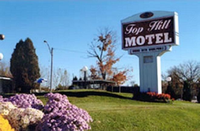 Top Hill Motel - Saratoga Springs - Cảnh ngoài trời