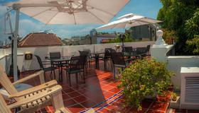 Hotel Casa Baluarte - Cartagena de Indias - Balcón