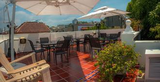 Hotel Casa Baluarte - Cartagena - Balkon
